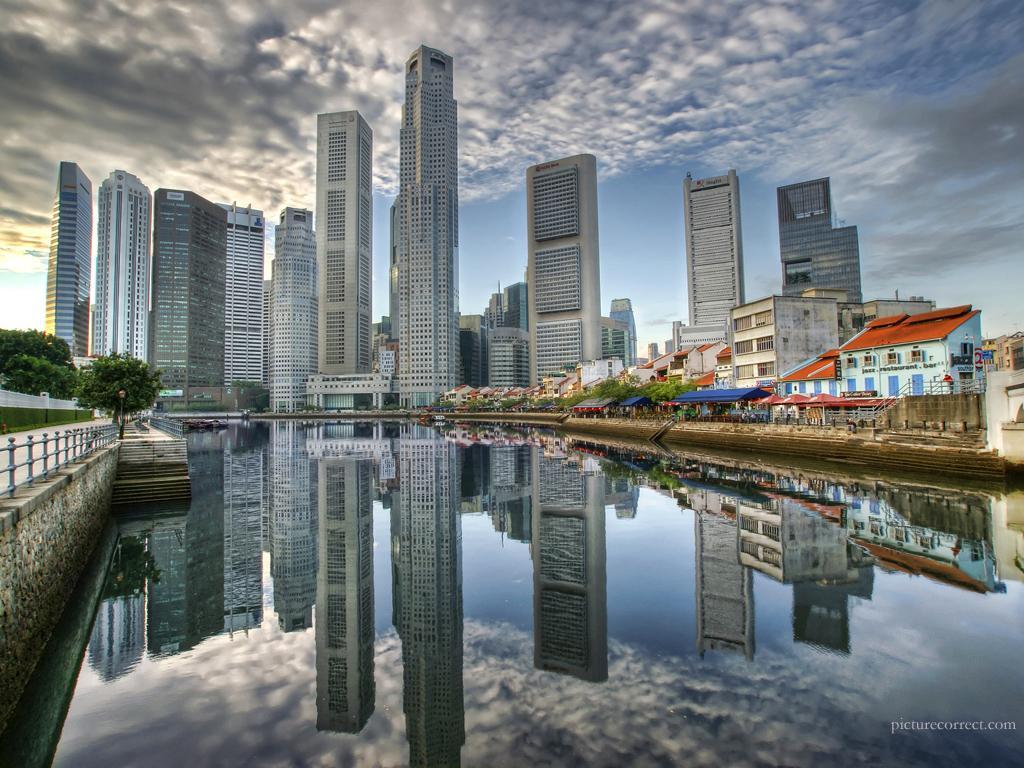 a modern history of singapore